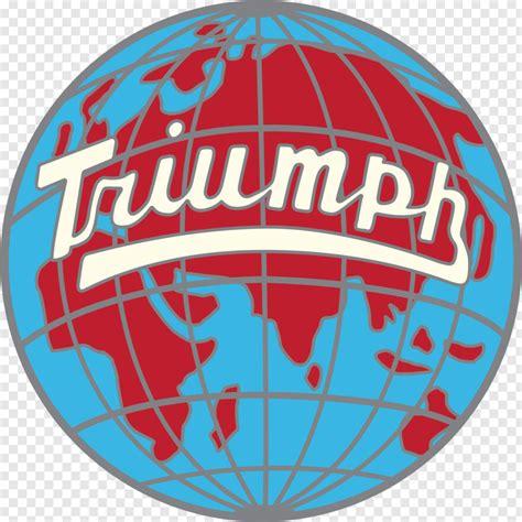 triumph logo triumph globe sign png