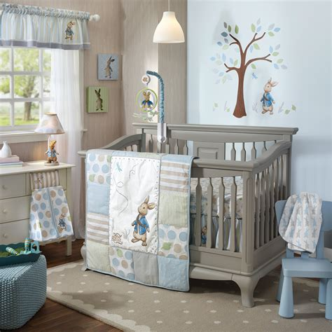 peter rabbit baby bedding peter rabbit 4 piece crib bedding set lambs ivy