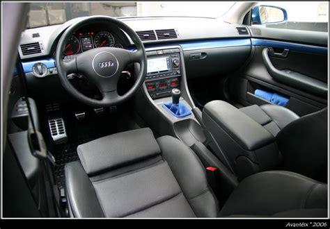 Audi A4 B6 Custom Interior by Custom Interior Pics