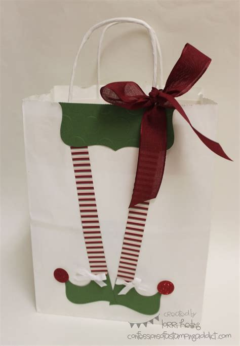 best 25 christmas bags ideas on pinterest