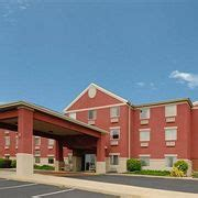 Comfort Inn New Stanton by 97 Hotels Near Mount Pleasant Glass Museum In Greensburg