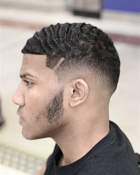 droplines hairstyle the modern buzz haircut