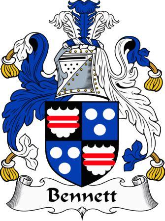 Barnes Family Tree Irishgathering The Bennett Clan Coat Of Arms Family