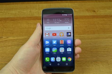 Hp Alcatel One Touch Idol 3 alcatel onetouch idol 3 review more of this