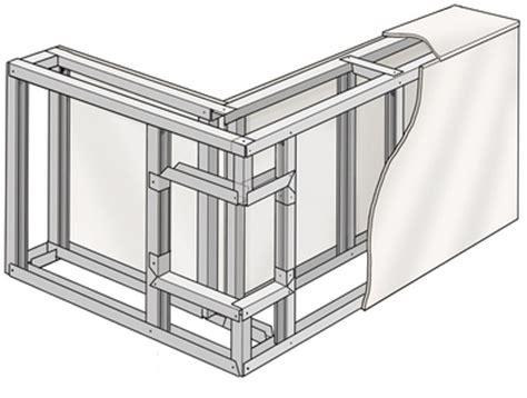 rigips raumteiler raumteiler aus gipsplatten selber machen heimwerkermagazin