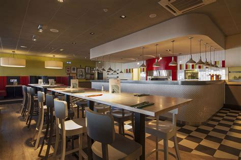 Orientrose Contracts Limited. Restaurants. Ludos, Butlins