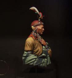 completed chief cornplanter planetfigure miniatures