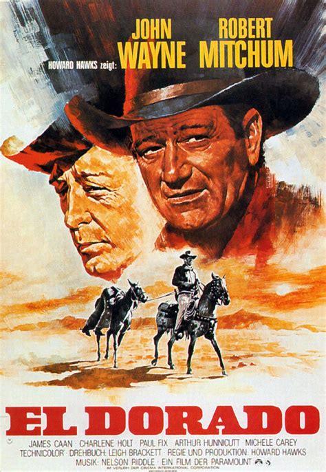 film western john wayne in italiano quot el dorado quot 1966 western starring john wayne robert