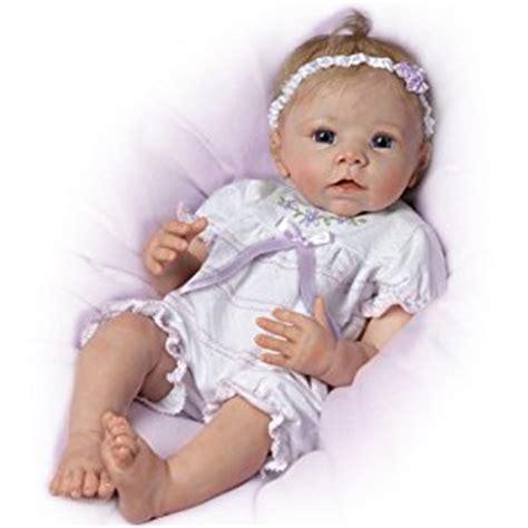 living doll nouveau dress ashton s look of lifelike baby doll