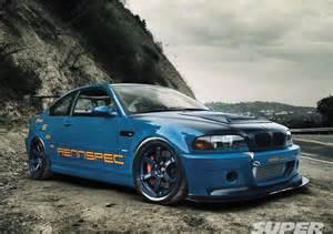 2001 BMW M3 Sea Blue (Modified) 166475