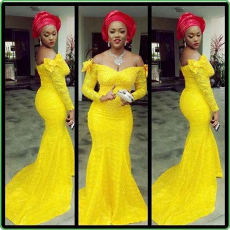 bella nigeria nigerian dress styles 98 best yellow nigerian weddings images on pinterest