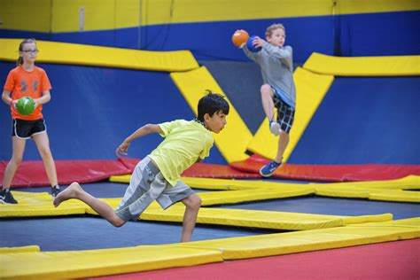 up to 55 off kids fun at sky high sports sky high sports groupon