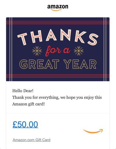 Amazon Gift Card Email Spam - beware amazon thanks gift card scam kirkville