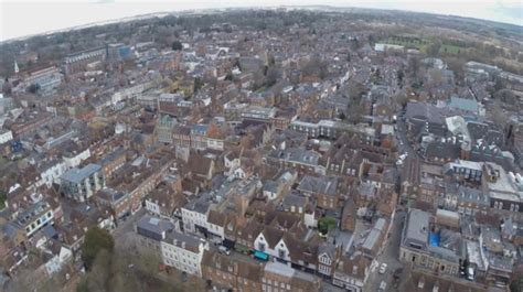 winchester named the best place to live in britain aol winchester the best place to live meridian itv news