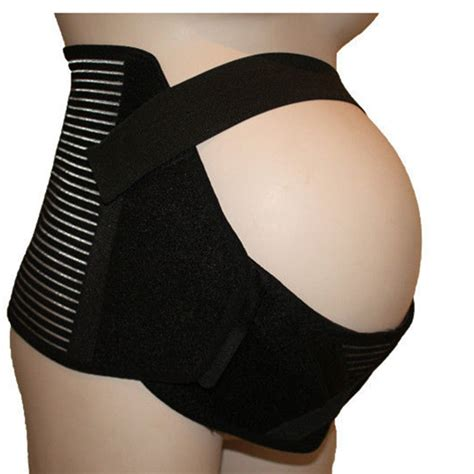belly band breathable maternity belt back support belly band pregnancy belt support brace ebay