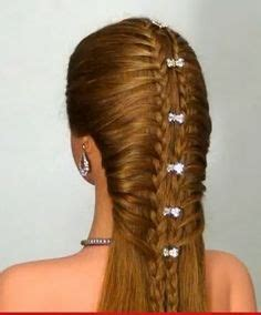 trenza cascada paso a paso trenzas on pinterest trenza cascada braids and corona