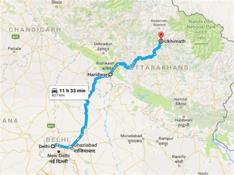delhi to baraut train a trek to madhyamaheshwar from delhi nativeplanet
