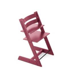 Peg Perego Pink High Chair Stokke Tripp Trapp Heather Pink
