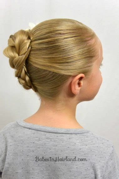 tween updo easy easter updo and a hair trick babes in hairland
