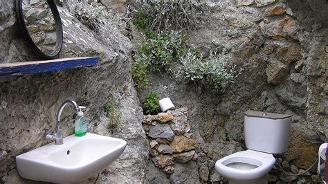 garten toilette das wc im gartenhaus