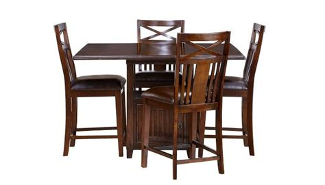 Slumberland Kitchen Tables Slumberland Furniture Monterey Collection Counter Dining Set Slumberland Furniture Stores