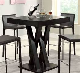 Bar Top Dining Room Furniture High Top Table Bar Height Tables Dining Room Furniture