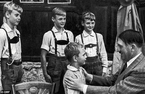 biography of hitler for students german children who grew up with hitler in the mountains