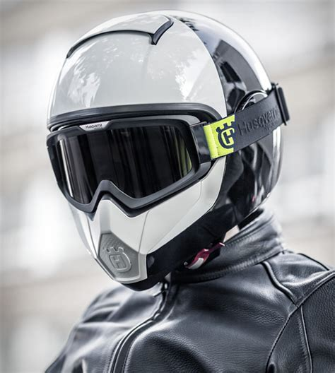 husqvarna pilen motosiklet kaski motosikletclub