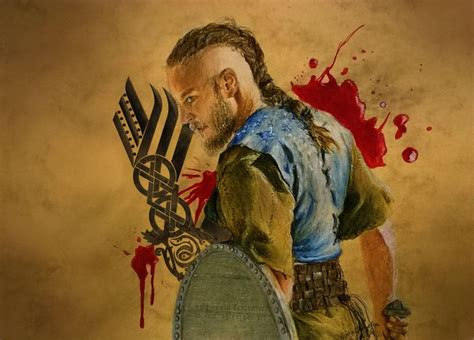 ragnar lothbrok the extraordinary viking books 18 best images about pinturas vikingos on