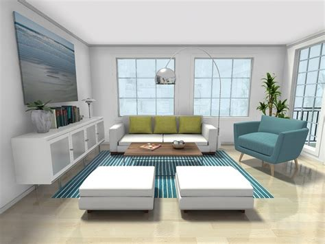 furniture layout for small living room 7 small room ideas that work big roomsketcher blog