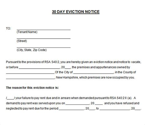 free printable eviction notice missouri 30 day eviction notice form beneficialholdings info