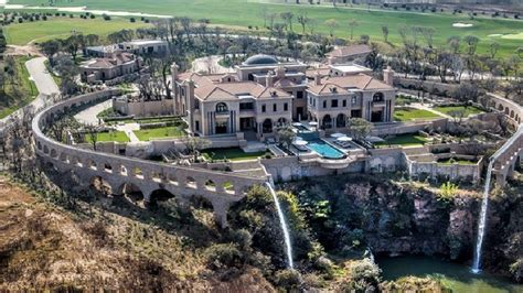 most sa billionaires live in joburg report fin24 homes of most expensive homes