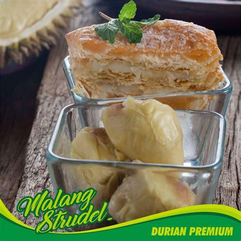 malang strudel premium durian malang strudel
