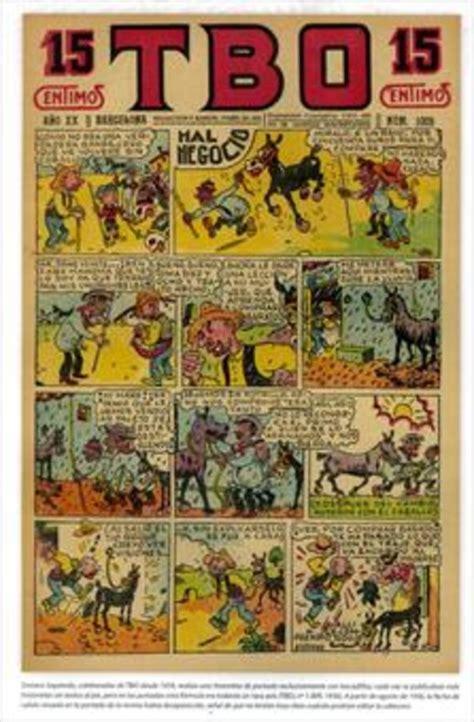 libro 100 anos de tbo el tbo de javier p 233 rez and 250 jar