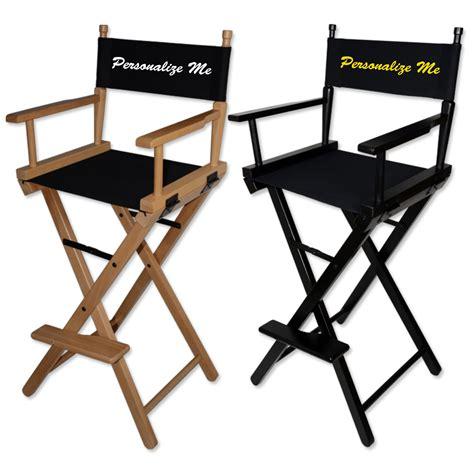 customizable directors chair custom  directors chair