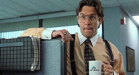 Office Space I 8 Bosses Science Confirms It Your Crappy Is You