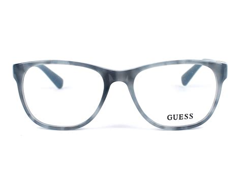 Guess Where This Is From 16 by Guess Brille Gu 2559 056 Grau Visionet