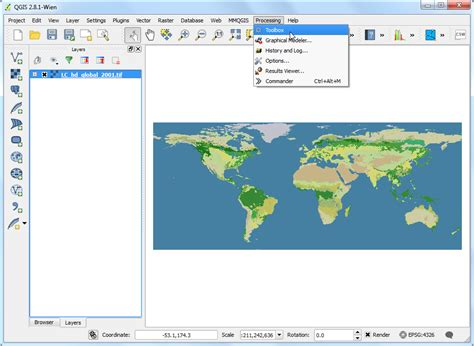 qgis modeler tutorial automating complex workflows using processing modeler
