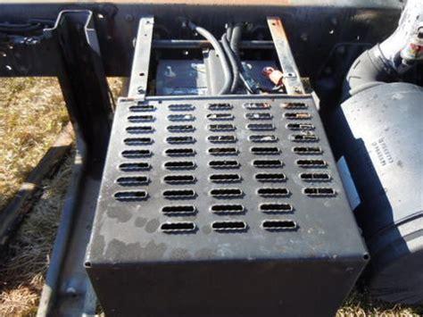 isuzu battery box ftr gmc w6500 w7500 1999 2007 used