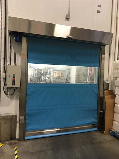 High Speed Overhead Doors High Speed Doors High Speed Roll Up Doors Curtains
