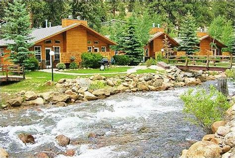 Rocky Mountain National Park Cabins by Estes Park Condos National Park Central Reservations