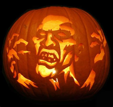 60 best cool creative scary halloween pumpkin carving 104 best images about pumpkin carving templates on