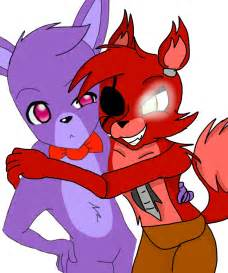 Five nights at freddys foxy foxy and bonnie five nights