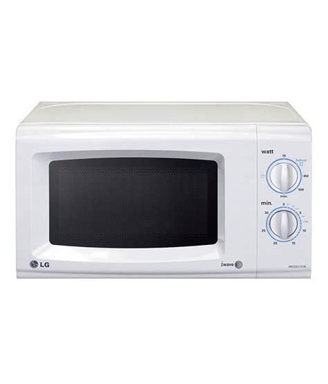 Microwave Lg Iwave lg 20 ltrs mh2021cw microwave oven grill microwave
