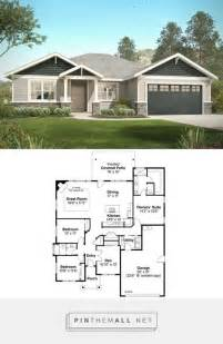 best 25 craftsman ranch ideas on pinterest ranch floor pics photos craftsman house plan bungalow single story