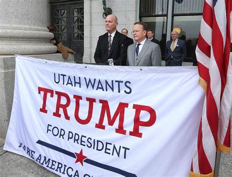 donald trump utah exclusive donald trump utah can help make america great