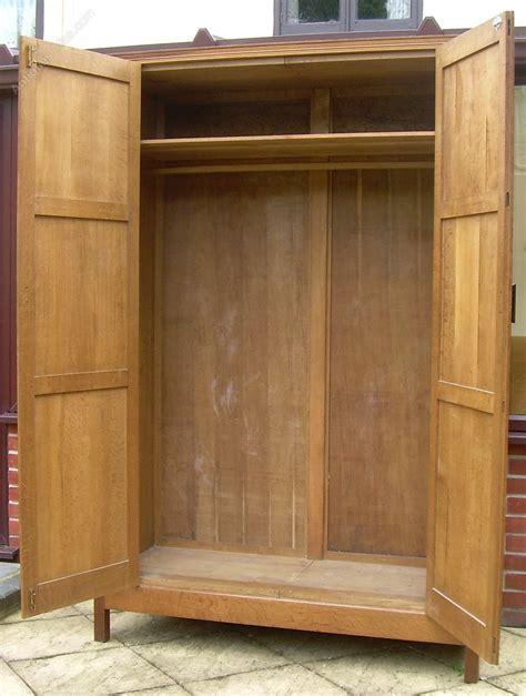 an oak cotswold wardrobe antiques atlas