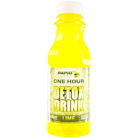 Rapid Detox Drink by Rapid Clear Lemon Lime Detox Drink