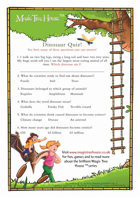 trees reading quiz for kids magic tree house quiz scholastic club
