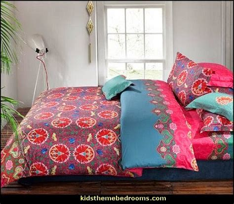 boho chic comforters decorating theme bedrooms maries manor boho style